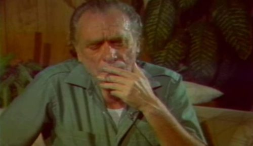 YOU NEVER HAD IT: AN EVENING WITH CHARLES BUKOWSKI