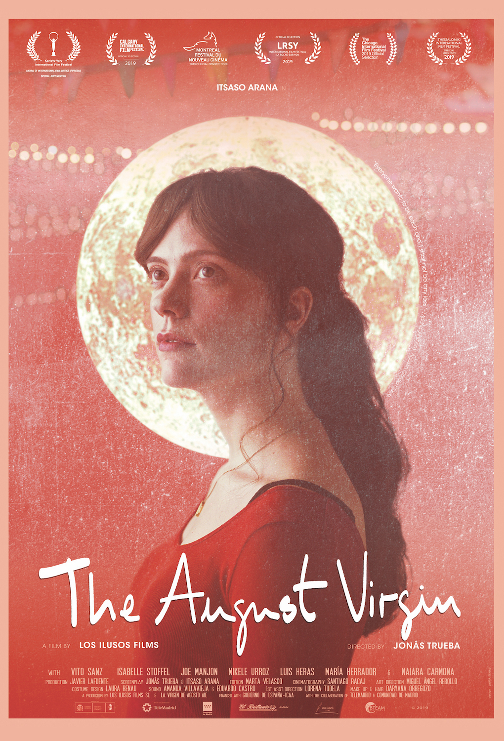 THE AUGUST VIRGIN