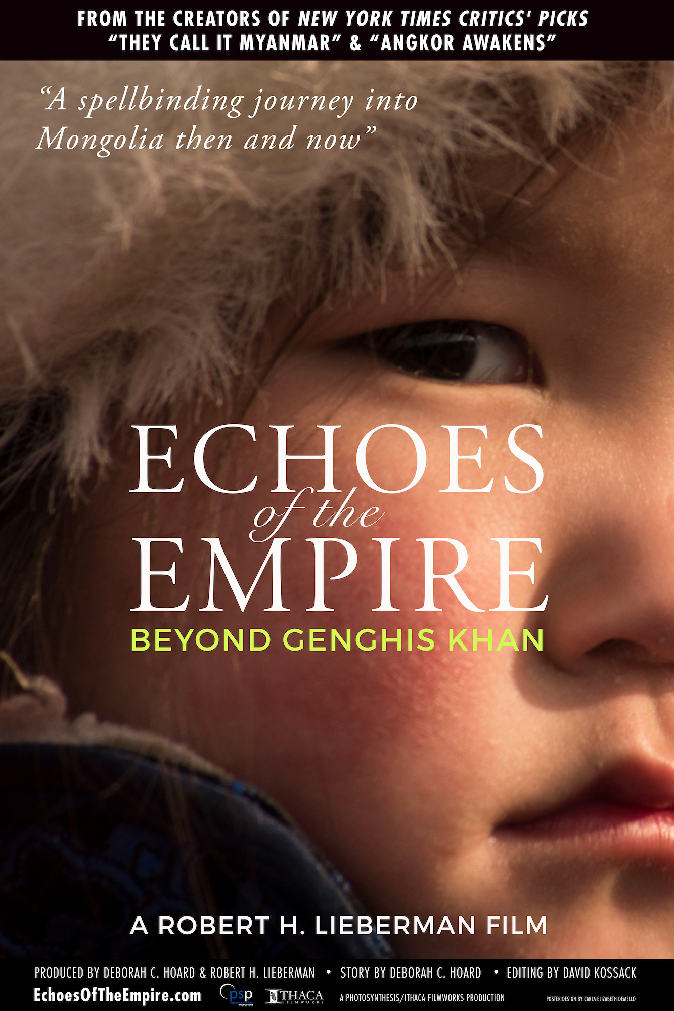 ECHOES OF THE EMPIRE: BEYOND GENGHIS KHAN