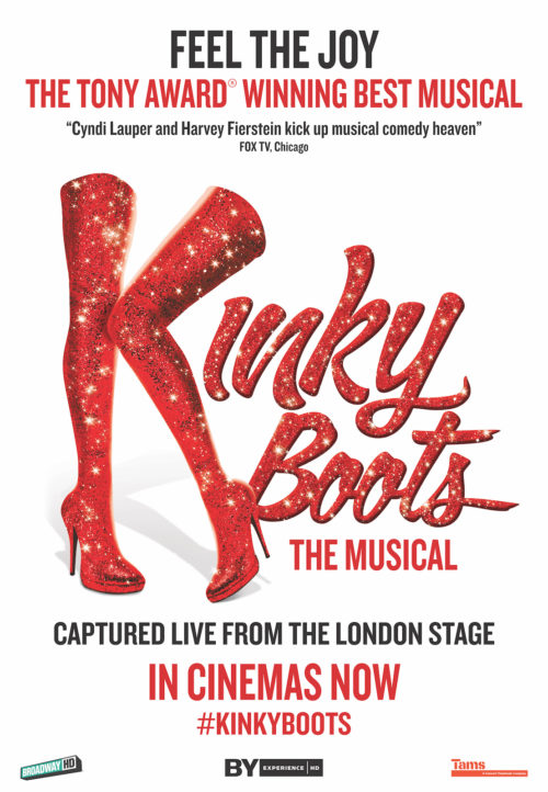 KINKY BOOTS: VIRTUAL NTL