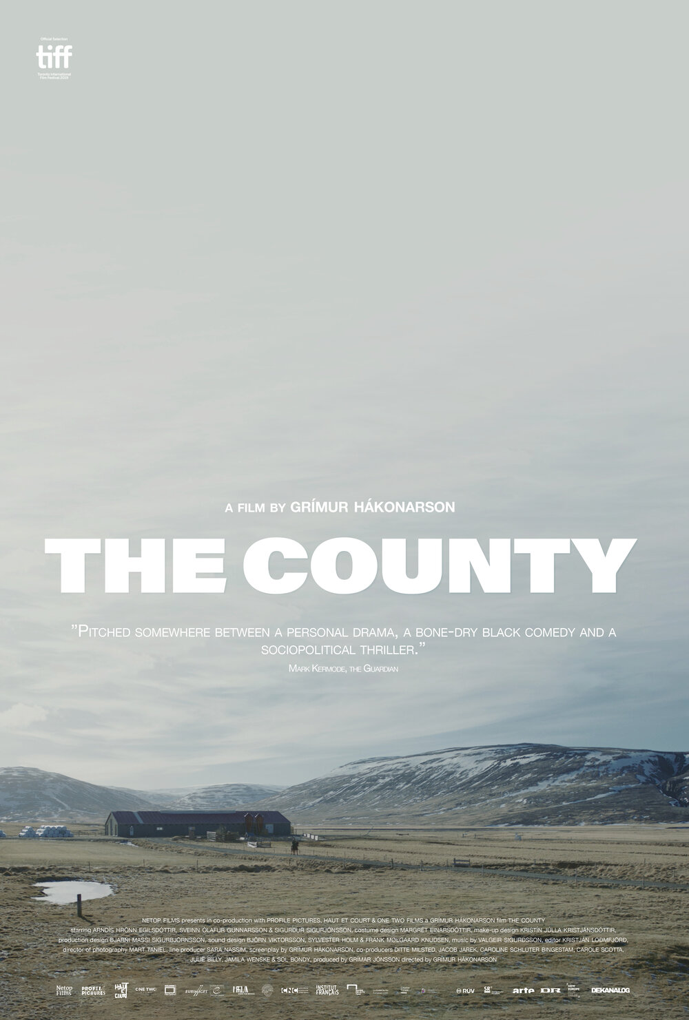 THE COUNTY