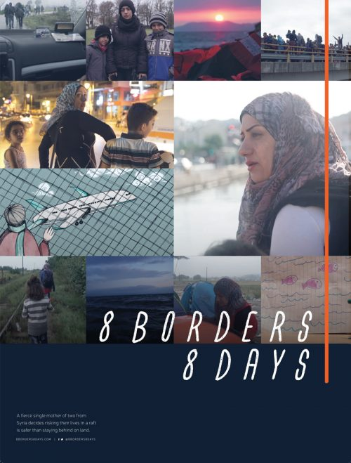LOCAL REFUGEE GROUPS PRESENT DOCUMENTARY SCREENING