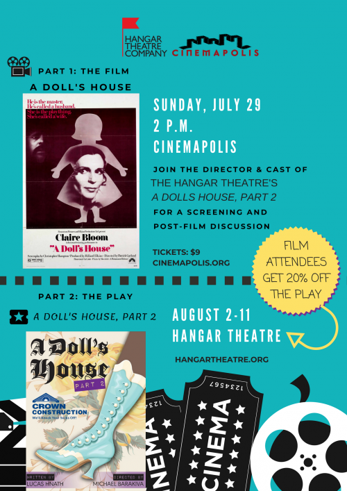 HANGAR THEATER PRESENTS A DOLL'S HOUSE