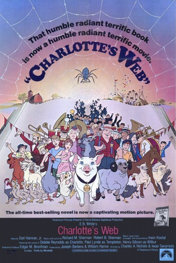 [SNOW DAY] CHARLOTTE'S WEB