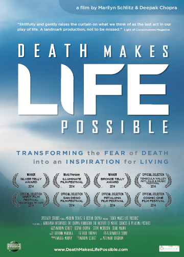 Death Makes Life Possible – Film Screening to Benefit Hospicare