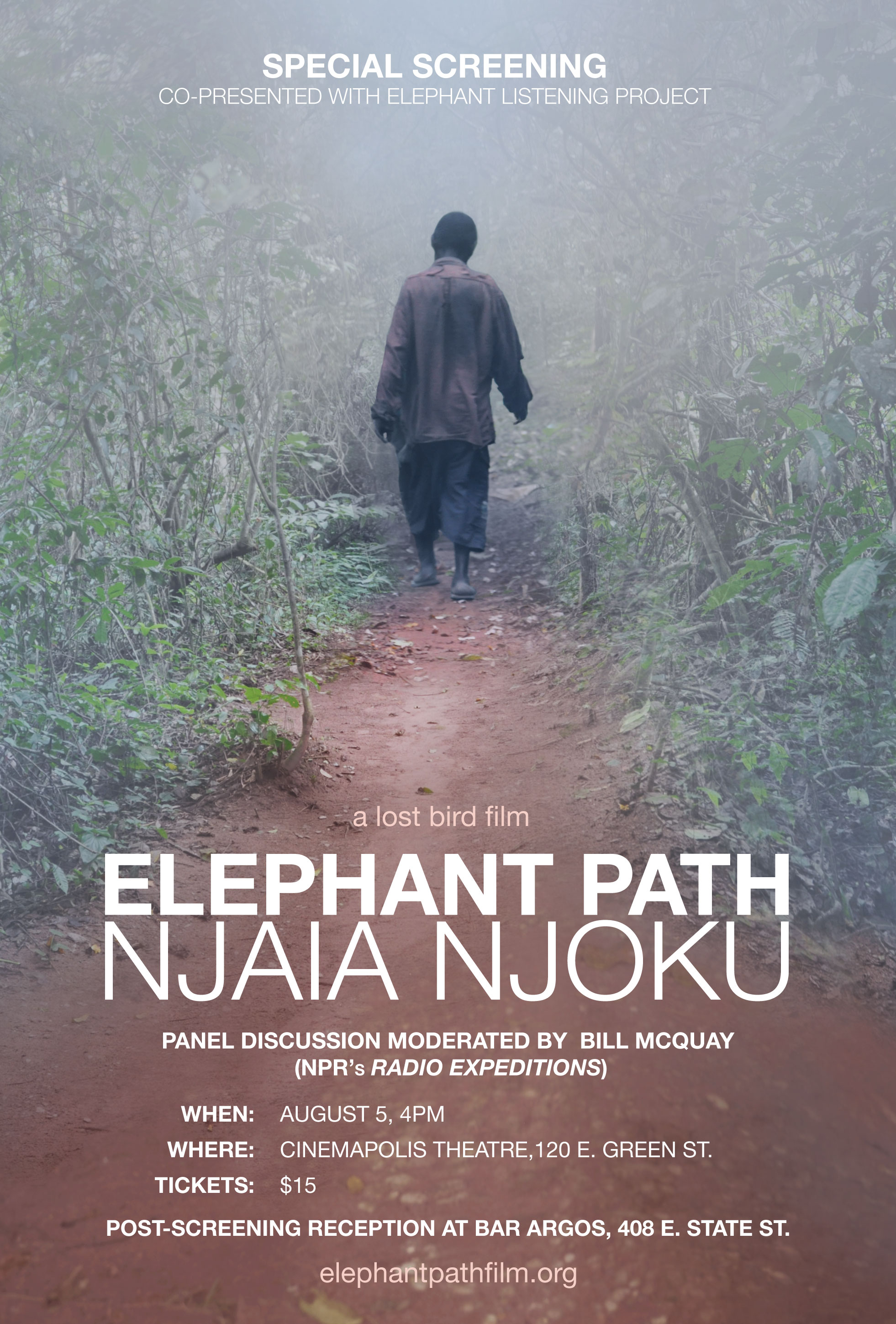 Elephant Path / Njaia Njoku