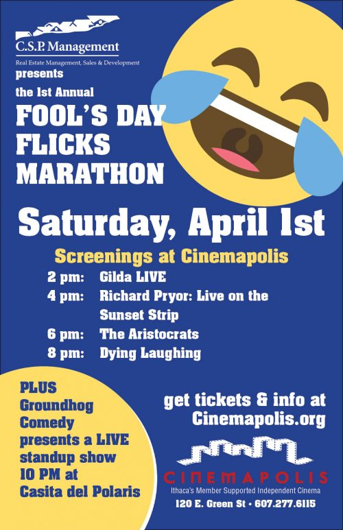 Fool's Day Flicks Marathon