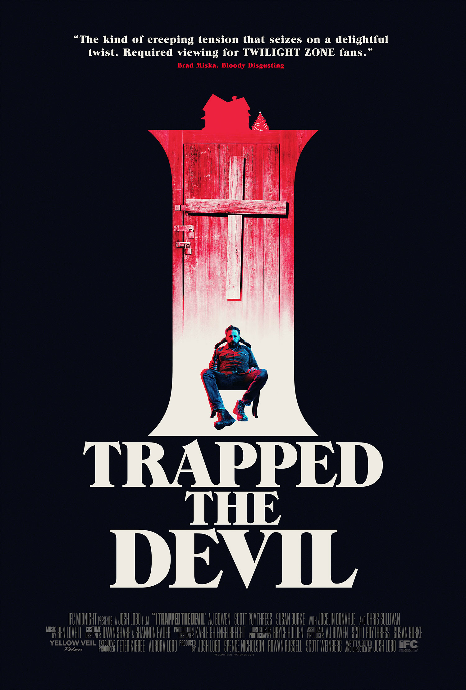 [FFF] I TRAPPED THE DEVIL