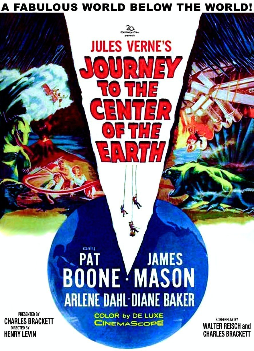 [FCPS] JOURNEY TO THE CENTER OF THE EARTH