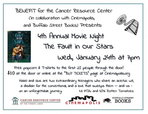 CRC Presents 4th Annual Movie Night