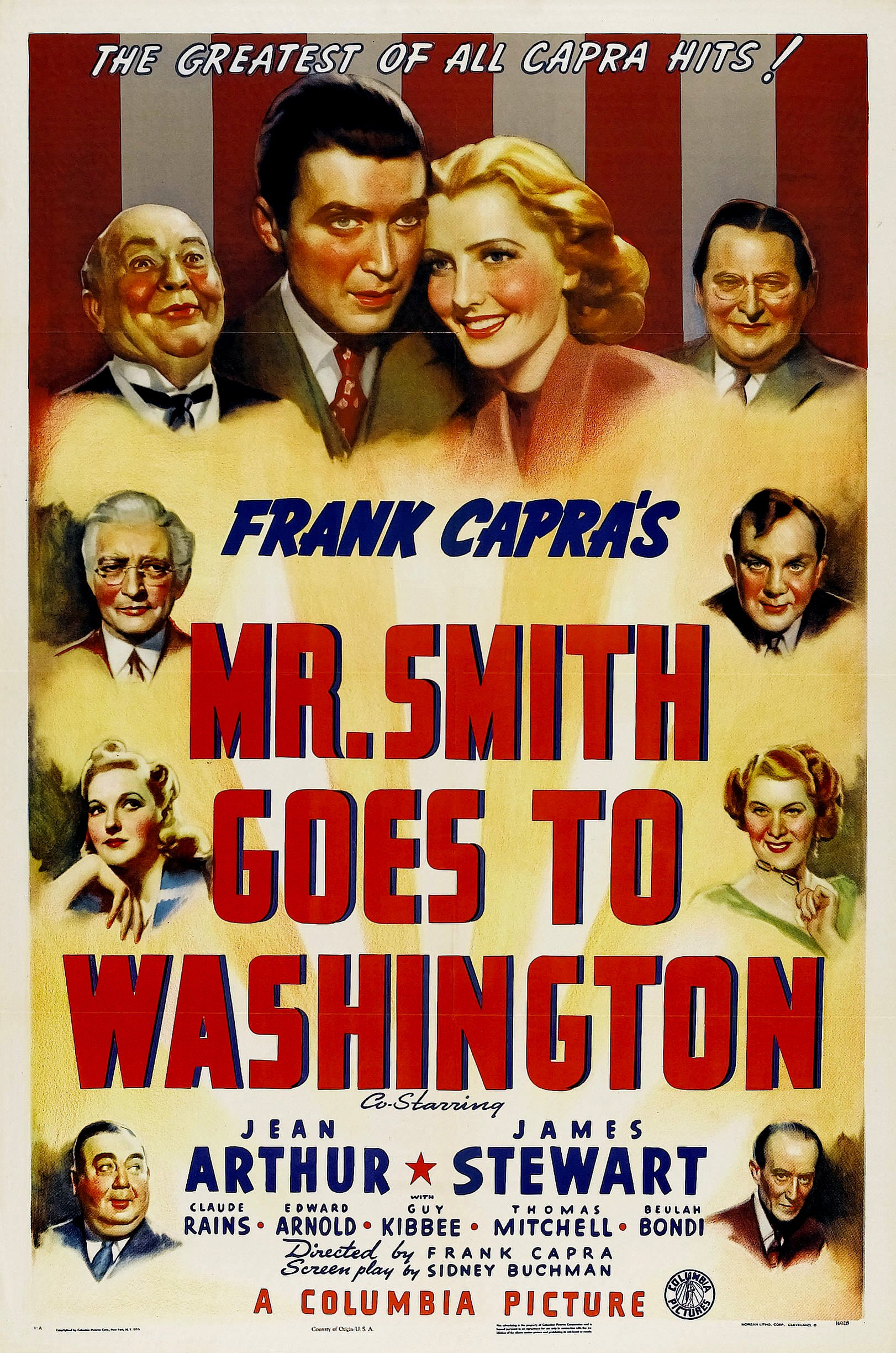 [FCPS] MR. SMITH GOES TO WASHINGTON