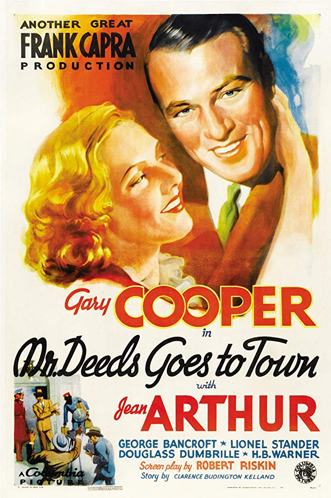 [FCPS] MR. DEEDS GOES TO TOWN