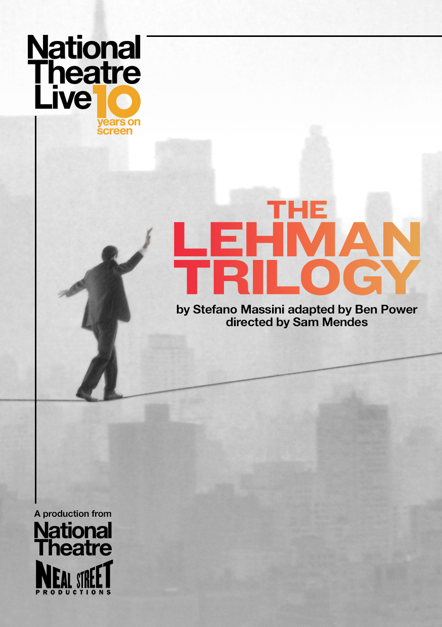 [NTL] THE LEHMAN TRILOGY