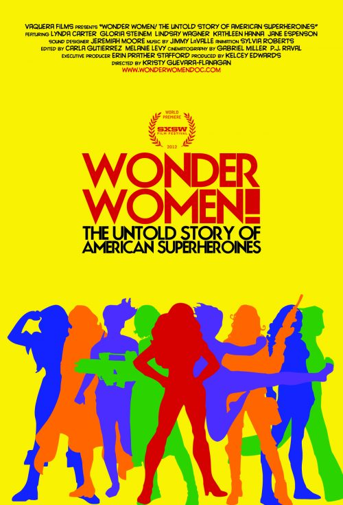 PPSFL presents Wonder Women!