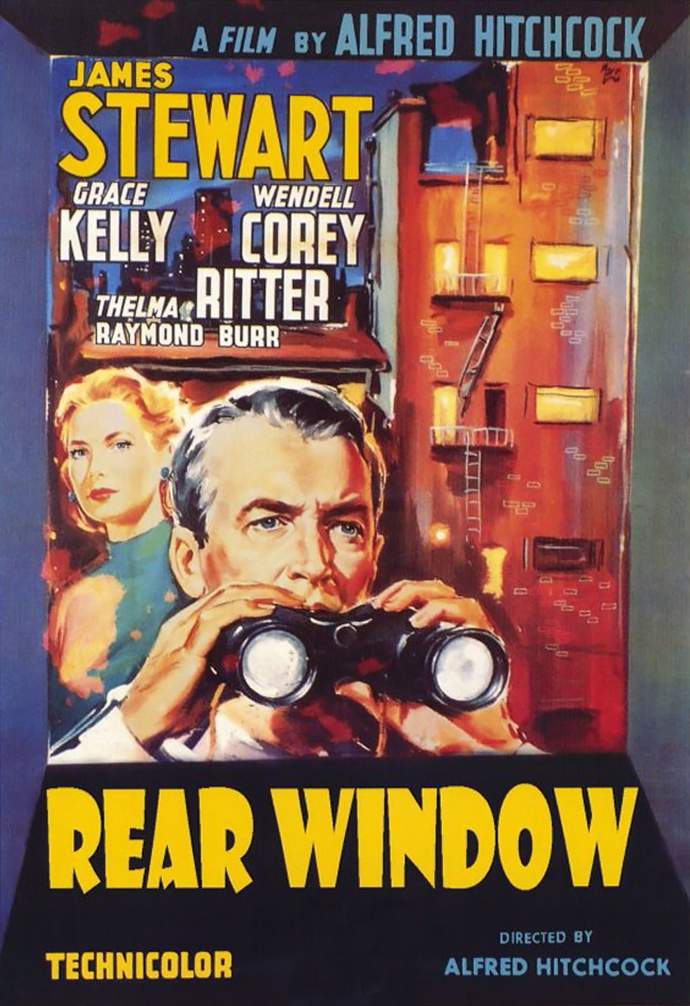 [FCPS] REAR WINDOW