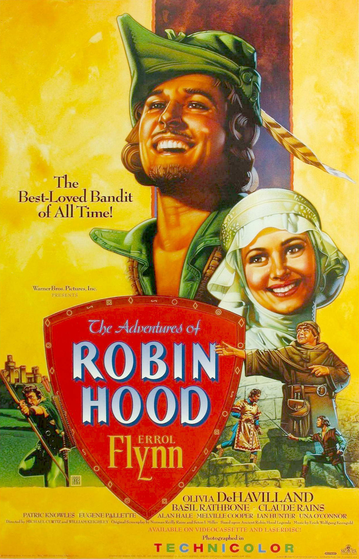 [FCPS] ADVENTURES OF ROBIN HOOD