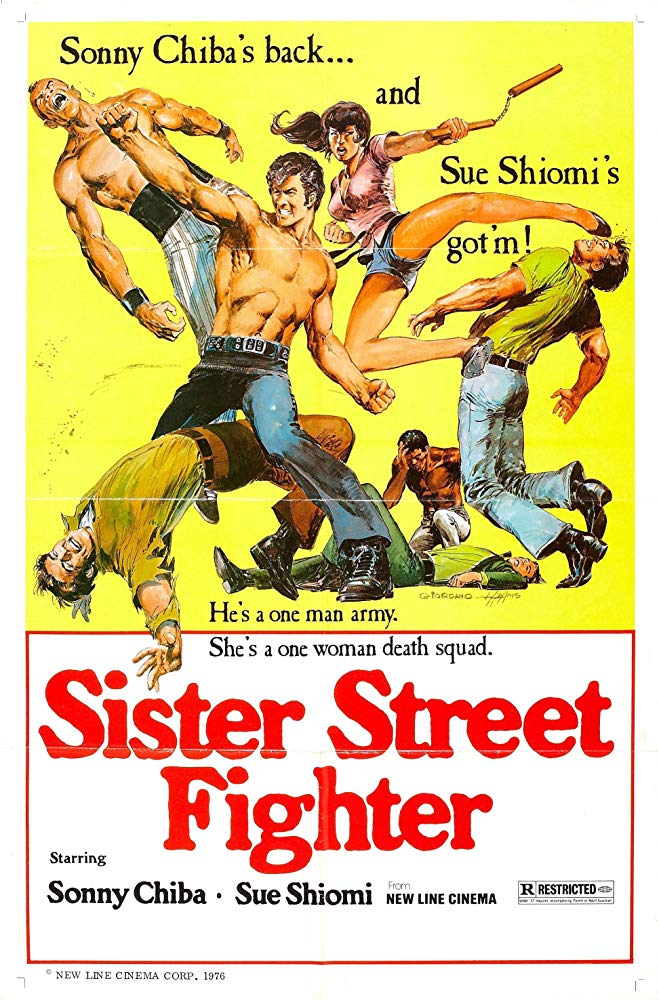 [iF] SISTER STREET FIGHTER