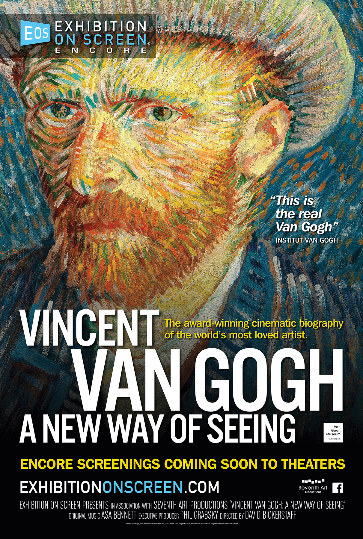 [EOS] VINCENT VAN GOGH: A NEW WAY OF SEEING