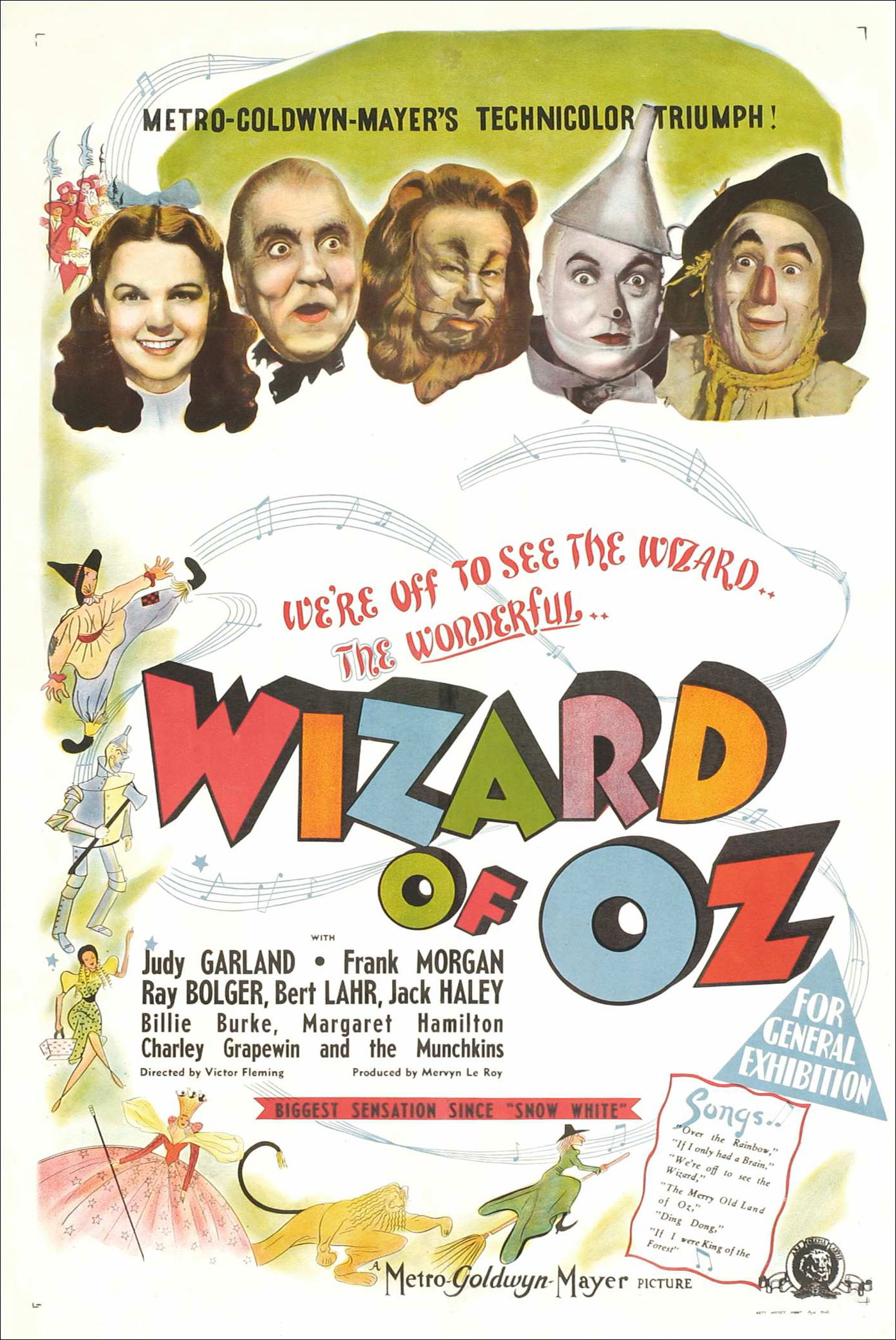[FCPS] WIZARD OF OZ
