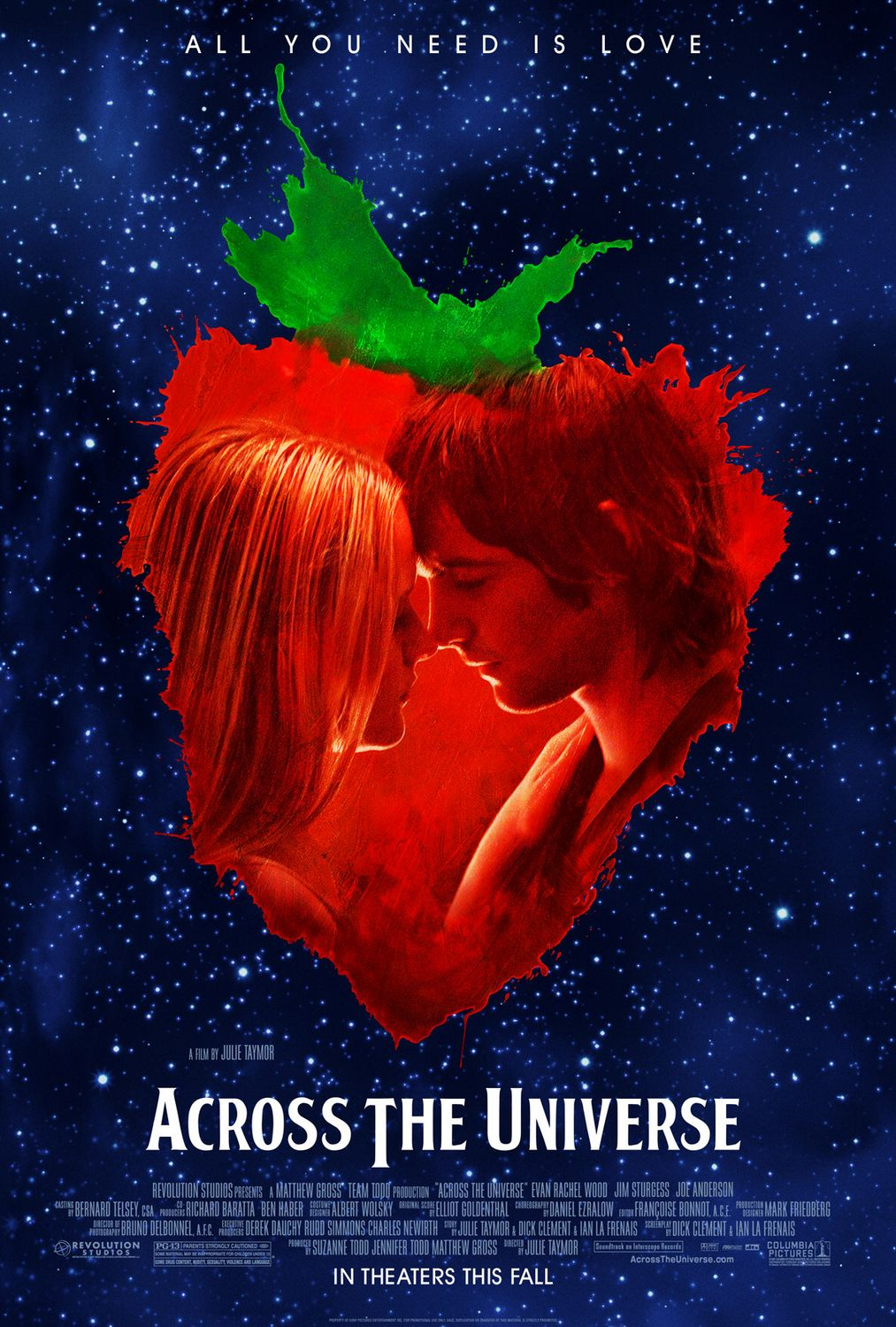 [PRESS PLAY] ACROSS THE UNIVERSE