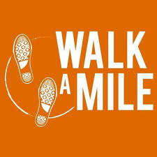 "Vitamin L Celebrates ""Walk A Mile"" Day"