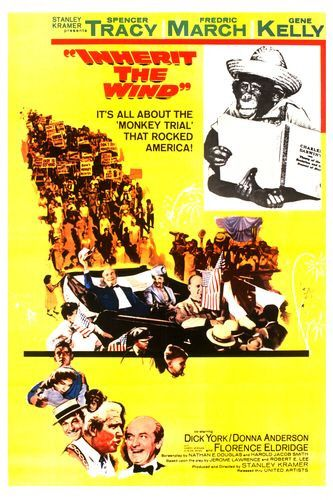 Darwin Days 2017 Screening – Inherit the Wind