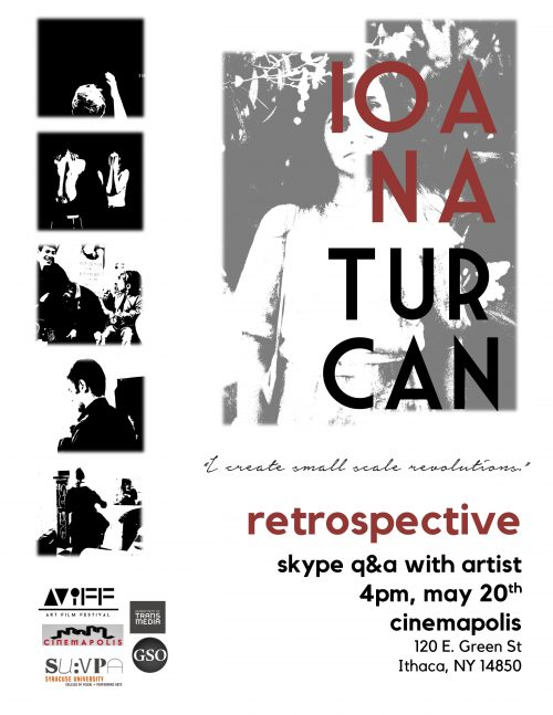 Short Film Retrospective from Romanian Film Maker