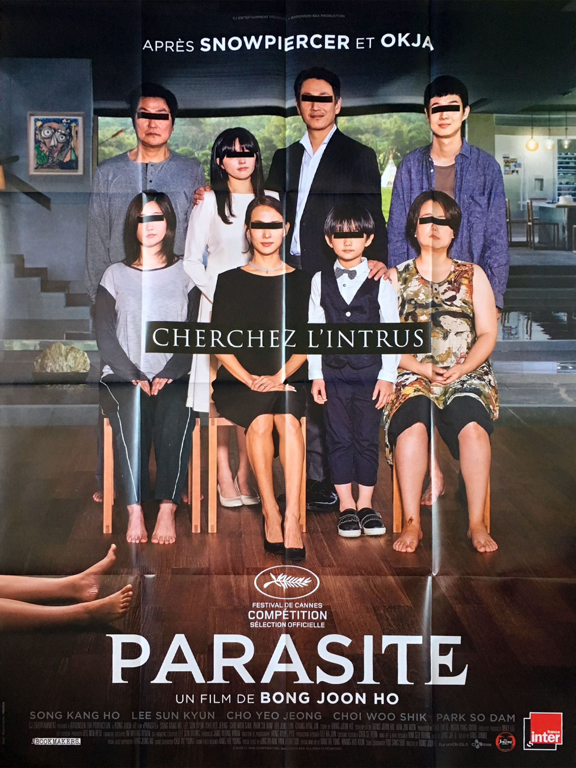 Image result for parasite film